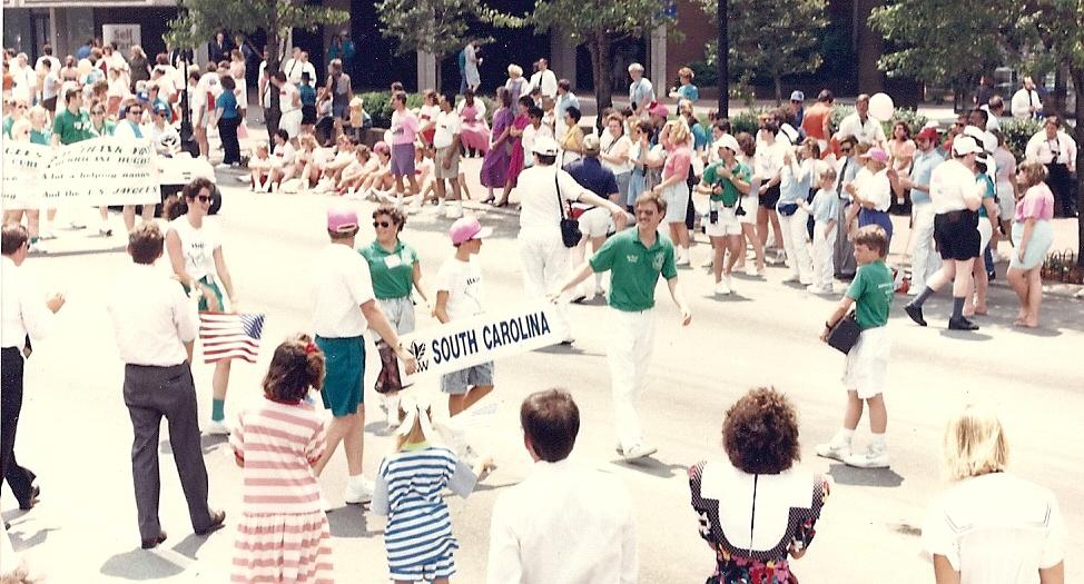 Parade of States - 1992