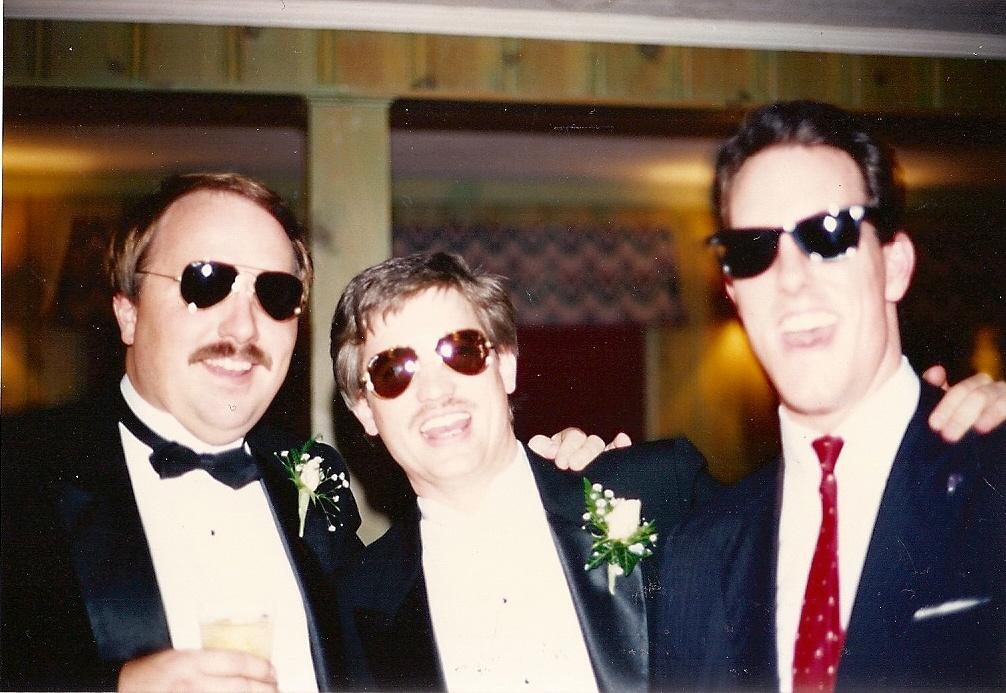 Pi Kapp Bothers - Bubba, Bill, & Mark