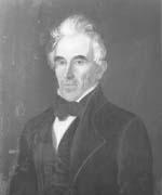 Samuel Williamson, President Davidson College