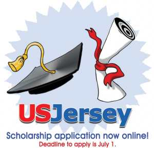 Apply for Jersey Youth Scholarships today