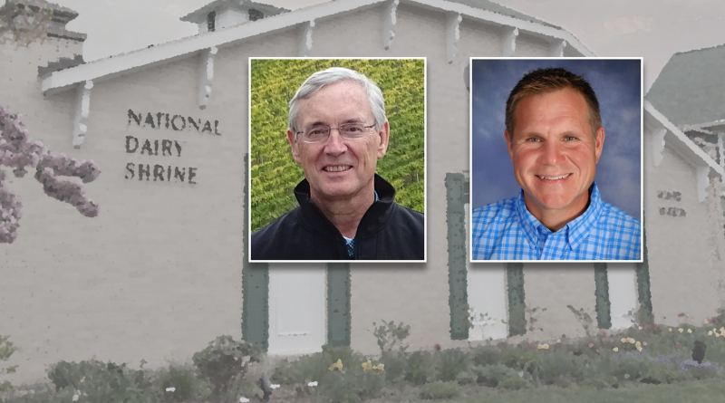 National Dairy Shrine Elects New Board Members