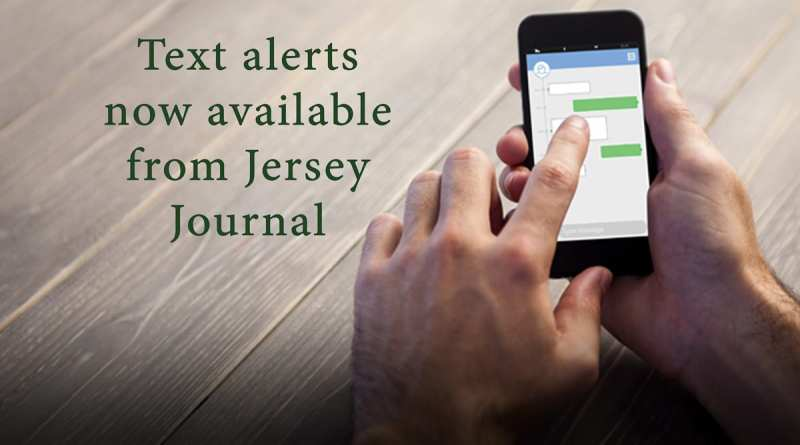 Text Alerts Now Available from Jersey Journal