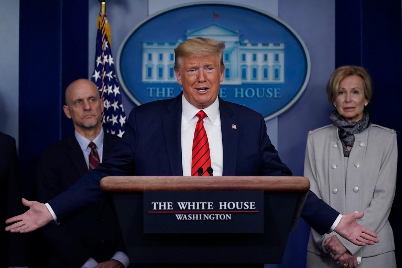 State of Washington v. President Donald Trump