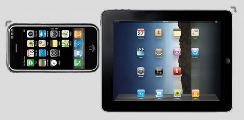 Desktop iPhone & AIR iPad