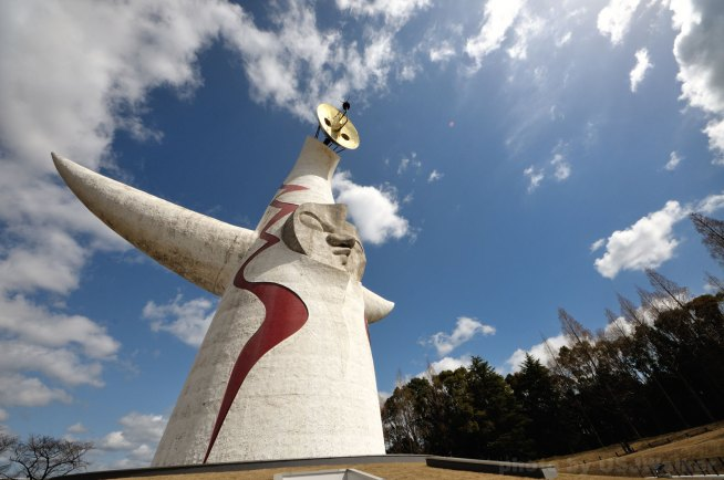 太陽の塔(The Tower of the sun)