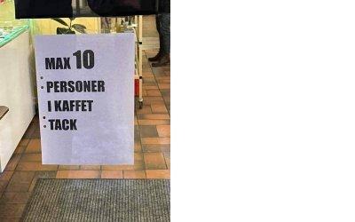 Kaffe med dopp får en ny innebörd.