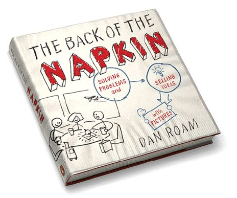 Back of the napkin Dan Roam