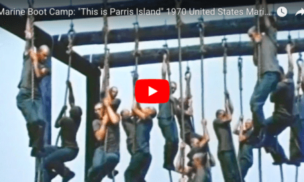 """This is Parris Island"" United States Marine Corps Boot Camp 1970"