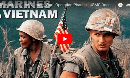 US Marines in the Vietnam War | Operation Piranha 1965