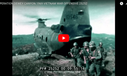 Operation Dewey Canyon 1969 Vietnam