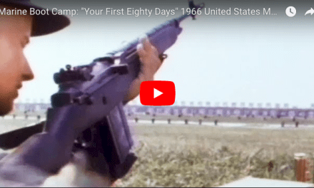 "Marine Boot Camp: ""Your First Eighty Days"" 1966"