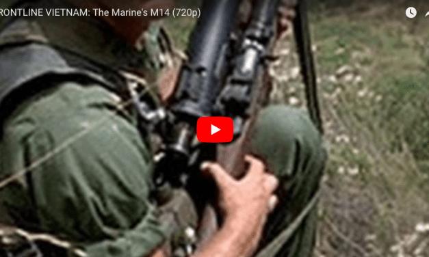 FRONTLINE VIETNAM: The Marine's M14