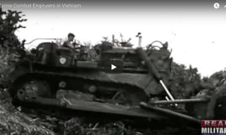 Marine Combat Engineers in Vietnam