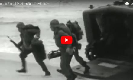 First to Fight | Marines land in Vietnam