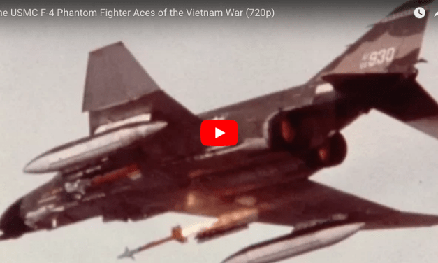 The USMC F-4 Phantom Fighter Aces of the Vietnam War