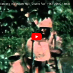 "US Marines Clearing Vietcong in Vietnam War: ""County Fair"""