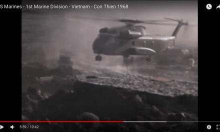 US Marines – 1st Marine Division – Con Thien, Vietnam