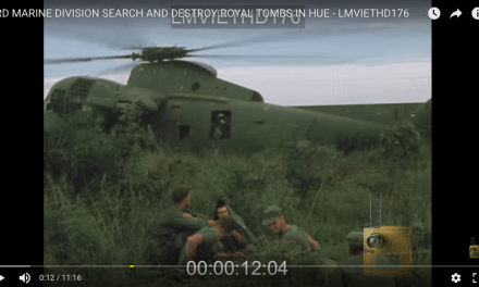 3rd Marine Division Search & Destroy – Royal Tombs in Hue