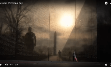 Vietnam Veterans Day 2018 Memorial Timelapse