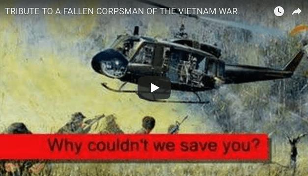 Tribute to the Fallen Corpsmen of the Vietnam War