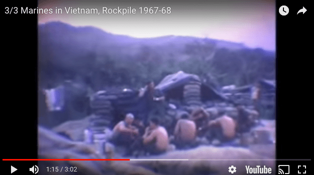 3/3 Marines in Vietnam, Rockpile