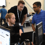 U-Smart Team Participates in DOE CyberForce Competition