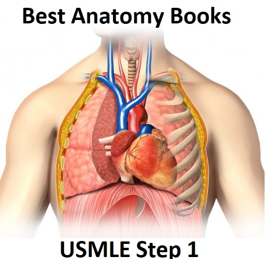 Best Anatomy Books For Usmle Step 1 Top Anatomy Text Book For Usmle