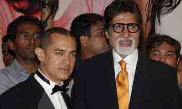 अमिताभले भने-'आमिर उत्कृष्ट कलाकार हुन्, म होइनँ'
