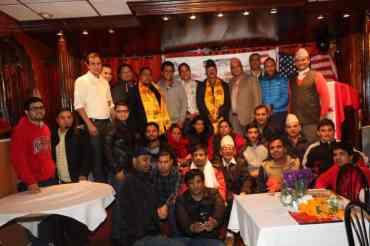 लंग आईलेण्डमा नेपाली कांग्रेस केन्द्रीय सदस्य रिजालसँग अन्तरक्रिया सम्पन्न