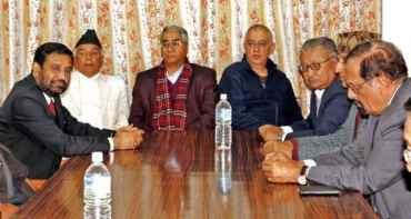 कांग्रेसमा नेताहरु बिच खैलाबैला ,पौडेल समुहद्धारा देउवा बिरुद्ध हस्ताक्षर अभियान  सुरु