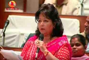 'दलित महिला उम्मेदवार हुनैपर्ने व्यवस्था खारेज गरौं' :-कांग्रेस नेतृ आरजु राणा देउवा