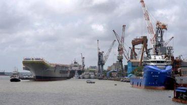 भारतमा जहाजमा विस्फोट हुँदा ५ जनाको मृत्यु