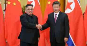 उत्तर कोरियाली नेता चीन भ्रमणबाट स्वदेश फिर्ता