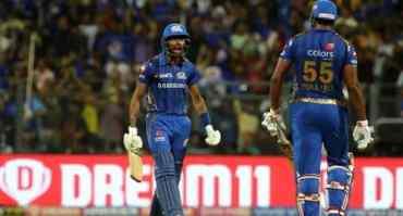 बेंग्लोरलाई हराउँदै मुम्बई तेस्रो स्थानमा