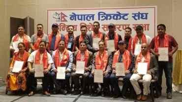 नेपाल क्रिकेट संघको अध्यक्षमा चन्द निर्वाचित