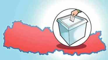 उपनिर्वाचन २०७६ : यस्तो छ मतदान केन्द्रमा तयारी