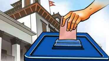 उपनिर्वाचनमा भक्तपुरमा त्रिपक्षीय प्रतिस्पर्धा हुने, १० मतदानस्थल संवेदशनील