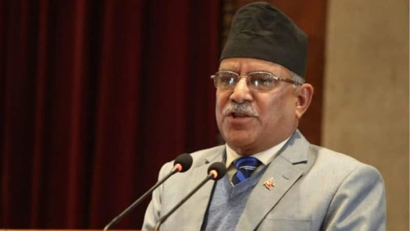 नेपाल विकास र समृद्धिको नयाँ युगतिर : अध्यक्ष दाहाल