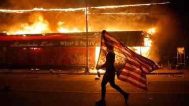 Widespread Unrest As Curfews Defied Across US