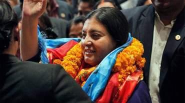 संविधान दिवसको दिनले समृद्ध नेपाल सुखी नेपालीको साझा राष्ट्रिय सङ्कल्प हासिल गर्न  प्रेरणा दिने: राष्ट्रपती