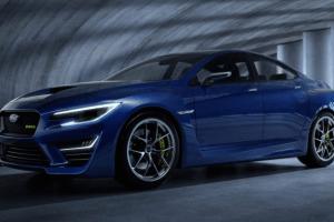 2020 Subaru WRX STI Concept, Redesign, Release date, Interior