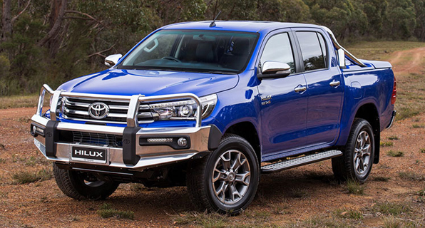2019 Toyota Hilux USA Concept, Release date, Price