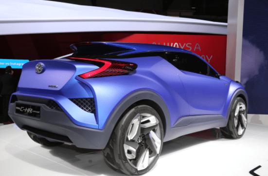 2020 Toyota C HR Redesign, Specs, Release Date, Engine