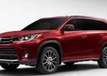 2020 Toyota Highlander Hybrid, Release date, Price, Redesign