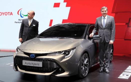2019 Toyota Auris Interior, Hybrid, Hatchback, Price, Specs