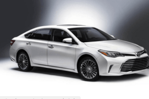 2020 Toyota Avalon Redesign, Release Date, Price, Specs