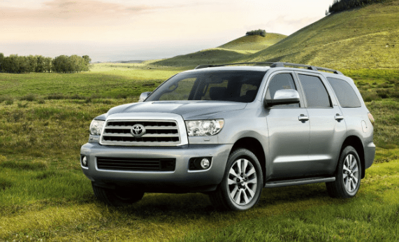 2019 Toyota Sequoia Diesel, Redesign