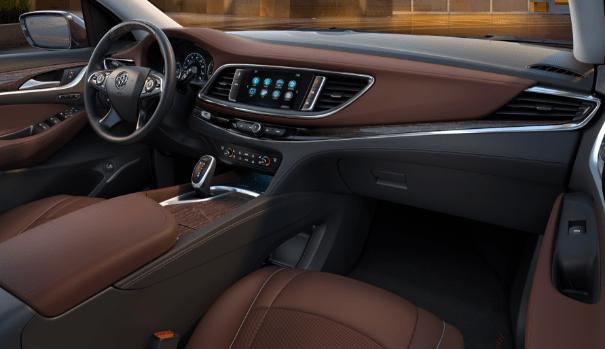 2020 Buick Enclave Avenir Interior