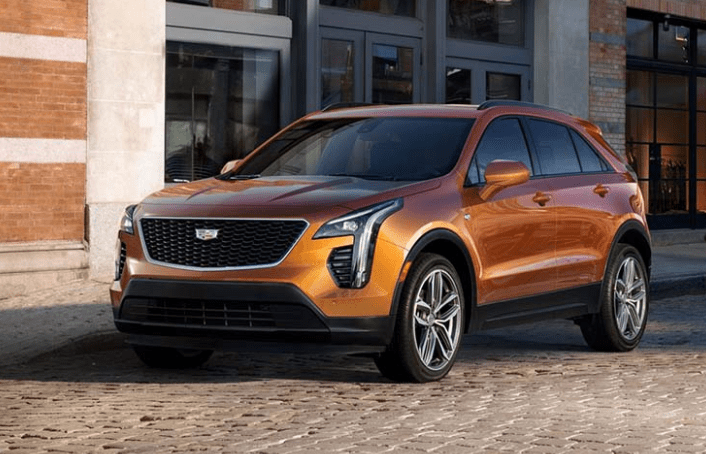 2020 Cadillac XT4 Redesign, Update