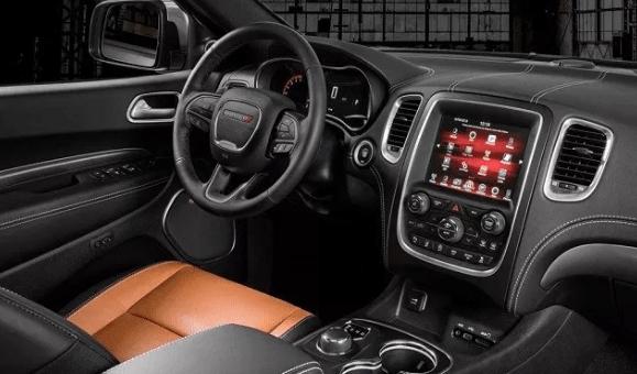 2020 Dodge Durango SRT, Release Date, Rumors, Spy Photos, and Interior